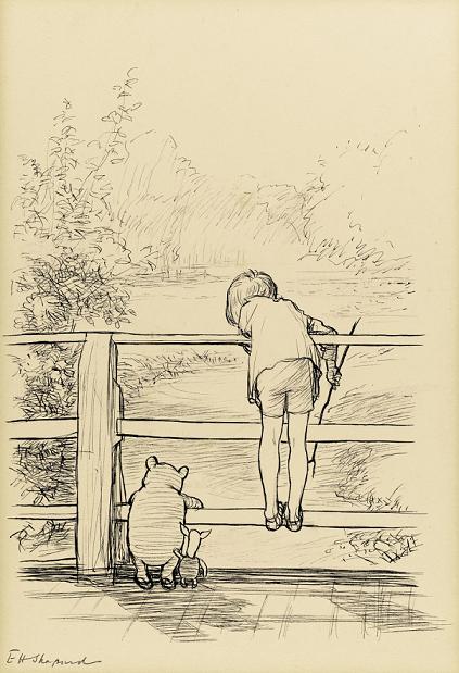 Pooh bridge